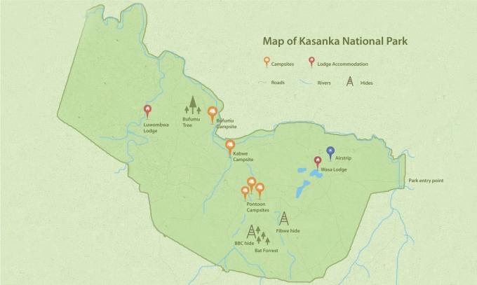 kasanka-park-campsites-map
